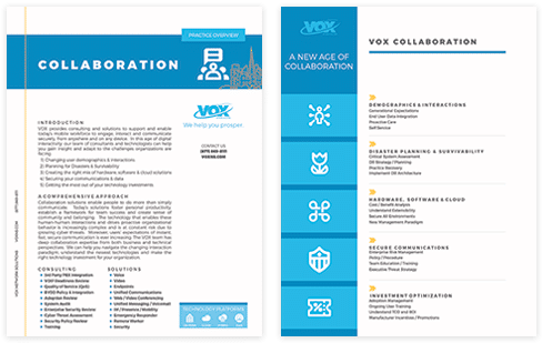 Collaboration Services